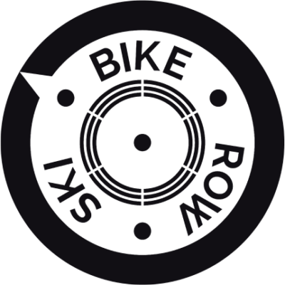 Bike row ski
